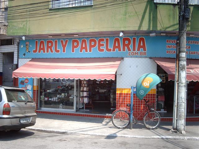 Jarly Papelaria.