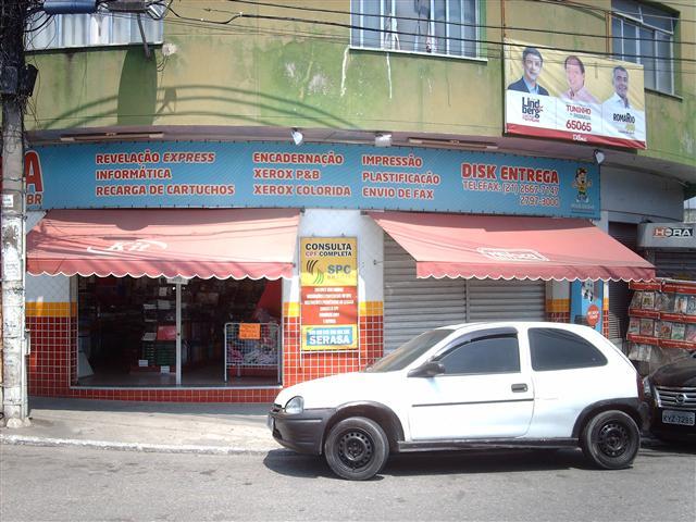 PAPELARIA JARLY RANCHO NOVO NOVA IGUACU - RJ