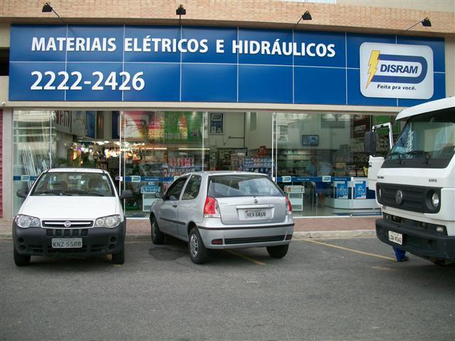 MATERIAL ELETRICO EM ITAIPAVA - DISRAM - RJ