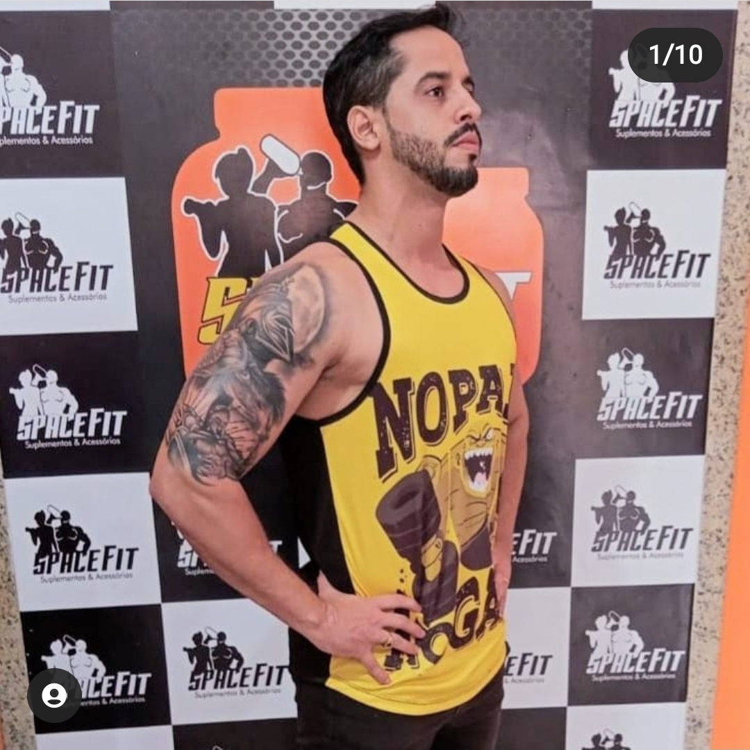 Suplementos e Moda Fitness em Porto Velho - SPACE FIT
