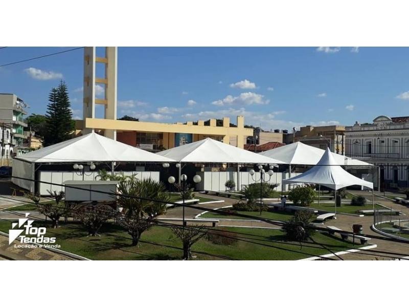 Aluguel de Tendas em Três Rios - RJ