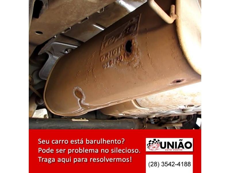 ALINHAMENTO E BALANCEAMENTO EM CASTELO - ES