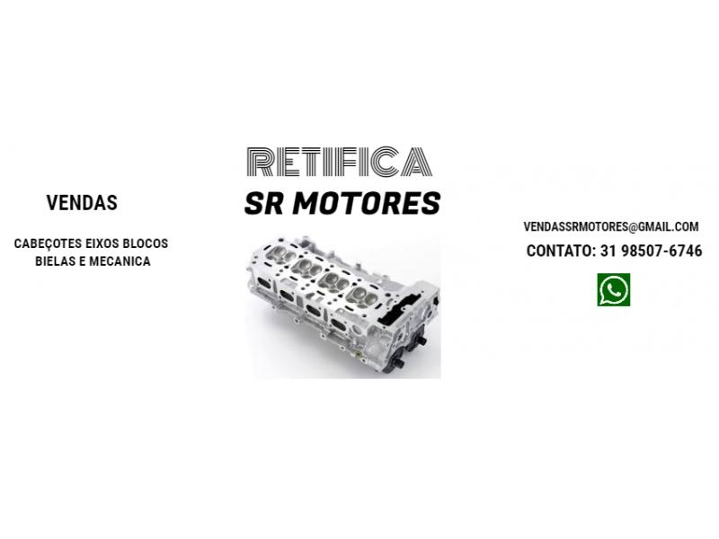 Retífica de Motores em Contagem - MG