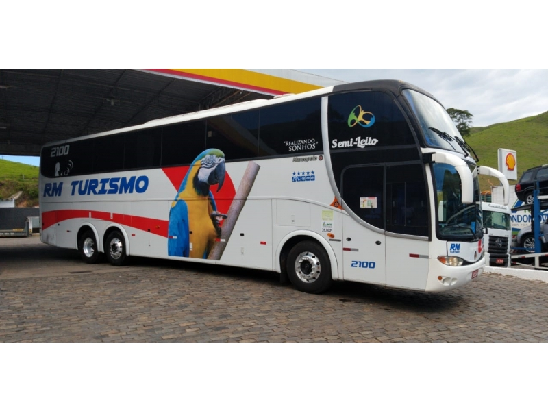 LOCAÇÃO DE VAN EM AREAL - STELMAN TOUR - RJ