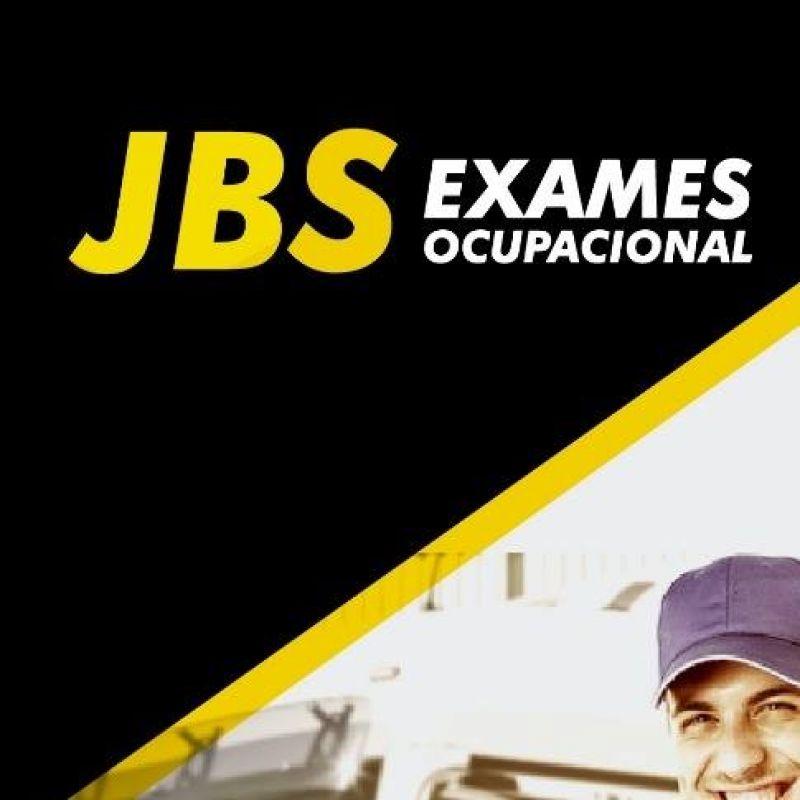 JBS Exames Ocupacional