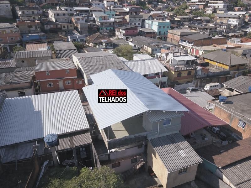 COBERTURAS DE TERRAÇOS EM SARACURUNA - RJ