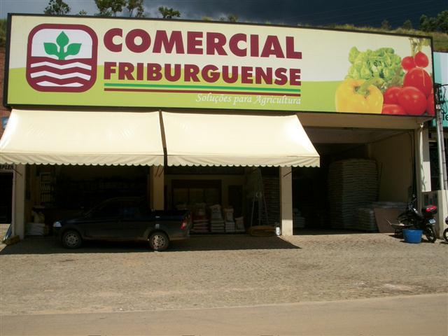 AGROPECUÁRIA EM TERESÓPOLIS - COMERCIAL FRIBURGUENSE - RJ