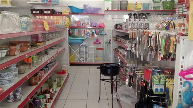 BAZAR EM NOVA IGUACU - BAZAR CASA ÚTIL RANCHO NOVO - RJ