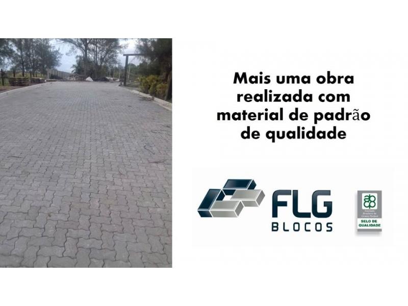 ARTEFATOS BLOCOS EM CAMPOS DOS GOYTACAZES - RJ