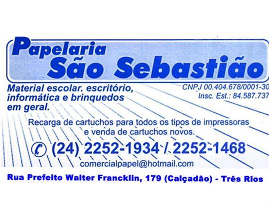 LOJAS CALÇADÃO DE TRÊS RIOS