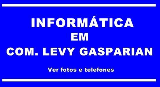 Informática em Levy Gasparian