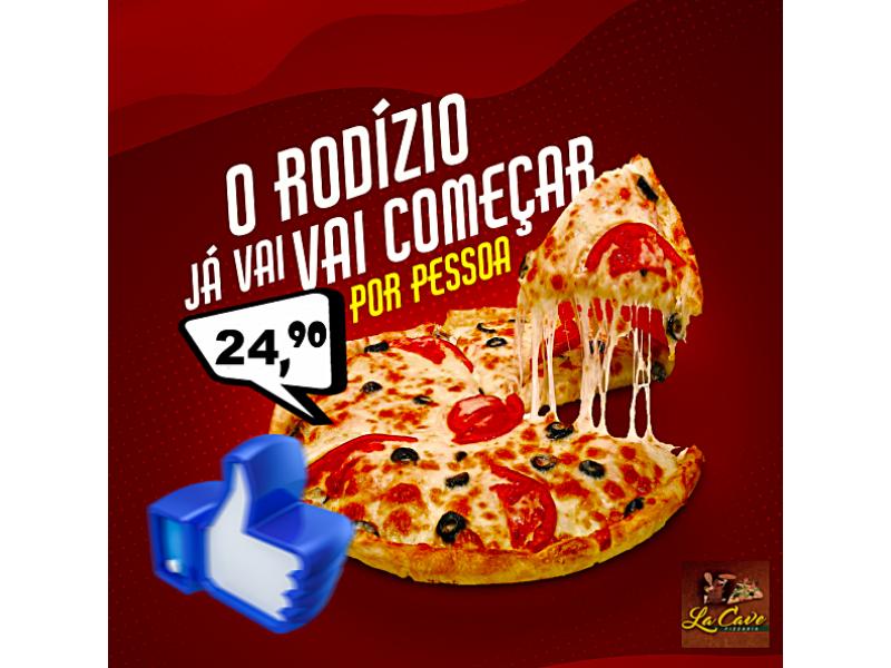 RODIZIO DE PIZZA EM TRAMANDAI