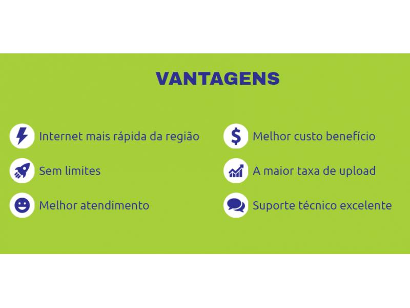 Internet Banda Larga em Saracuruna Duque de Caxias - RJ