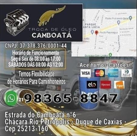 ÓLEO 5W30 DPF NO RIO DE JANEIRO - RJ
