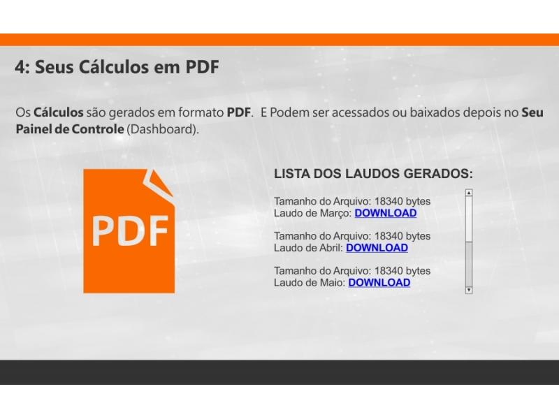 Cálculo Revisional no Rio de Janeiro - Laudo Revisional - RJ