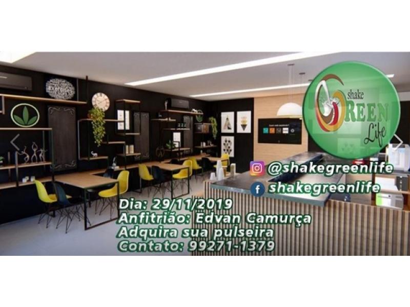 Espaço Vida Saudável em Porto Velho - SHAKE GREEN LIFE