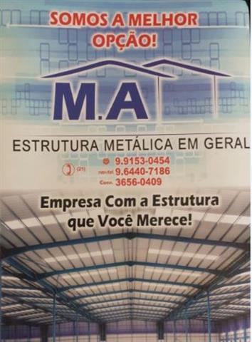 ESTRUTURA METALICA NO RIO DE JANEIRO - MAFER - RJ