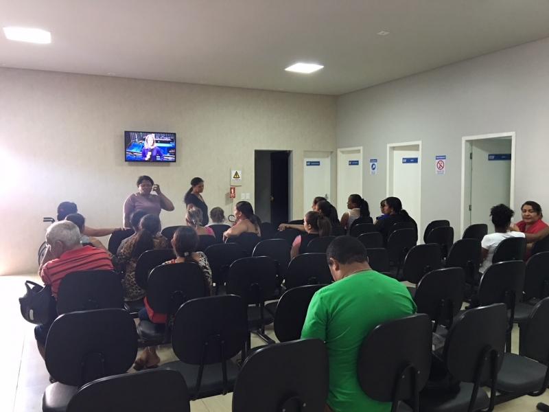 CLINICA DO TRABALHO EM ARAGUAINA