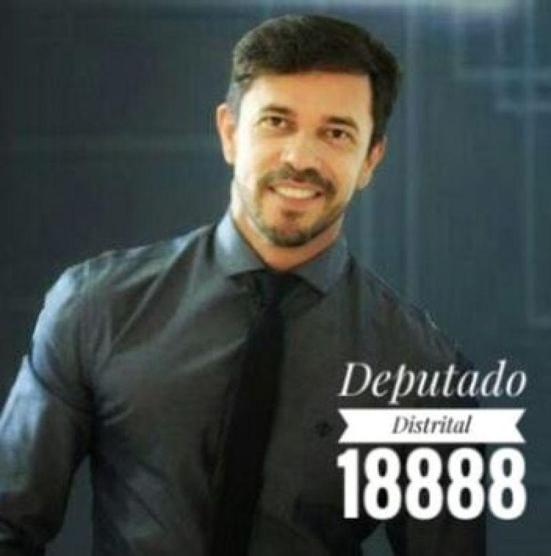Fernando Moura - Deputado Distrital