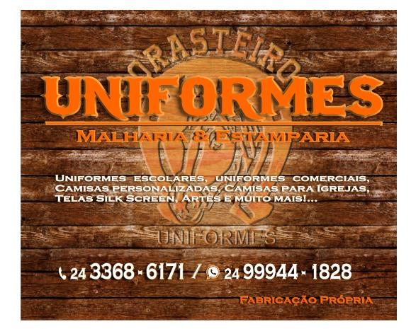 FORASTEIROS UNIFORMES