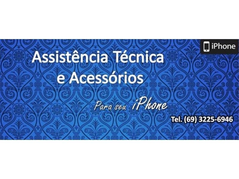 Assistência técnica em iPhone em Porto Velho - B IMPORT