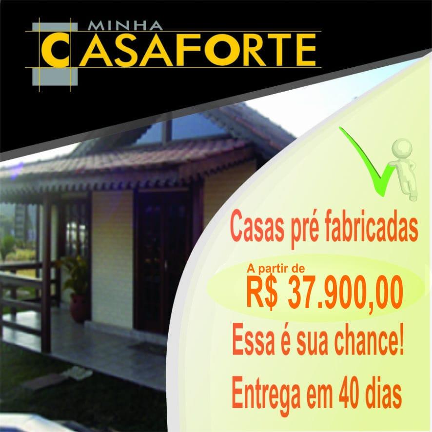 CASAS PRÉ FABRICADAS DE CONCRETO EM PETRÓPOLIS - RJ