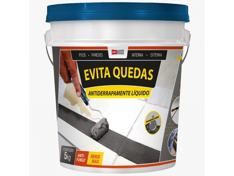 REVESTIMENTO ANTIDERRAPANTE EM POÁ - SP