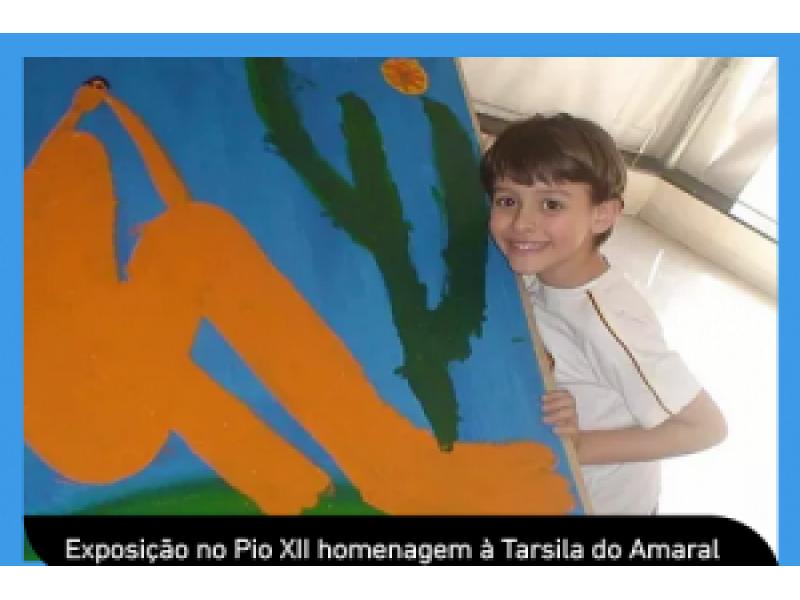 Artista Plastico Centro de Exposição Anhembi