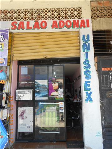 SALAO ADONAI DA PALHADA