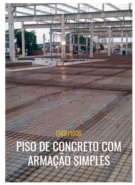 PISO DE CONCRETO EM GUARULHOS - SP