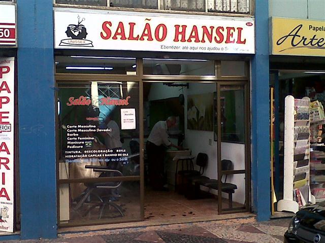 SALÃO DE CABELEIREIROS EM PETRÓPOLIS - SALÃO HANSEL - RJ