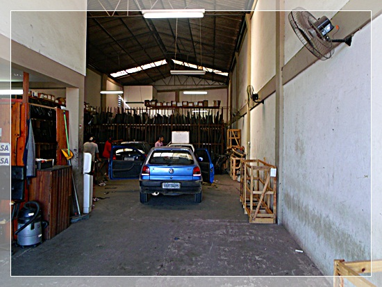 AUTO VIDROS RUBEM BERTA - RS