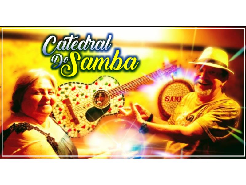 CATEDRAL DO SAMBA - QUIOSQUE EM MARATAIZES ES