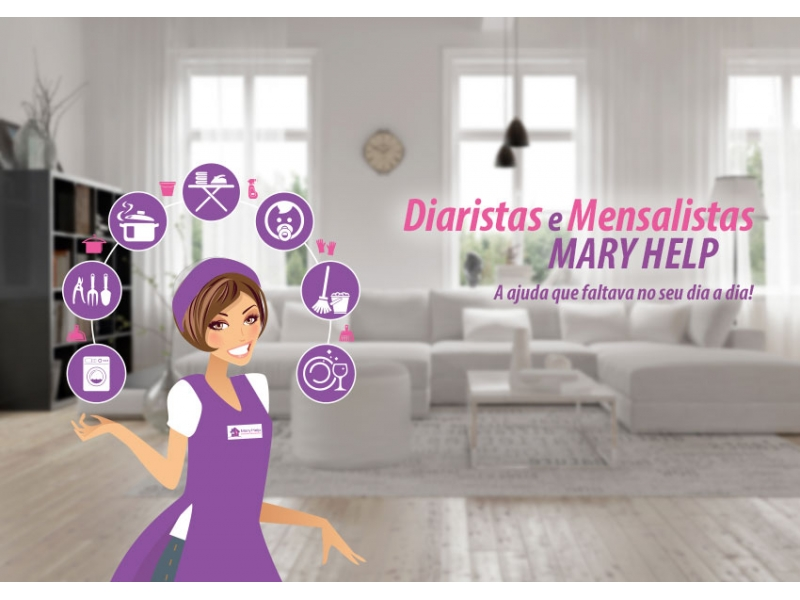 FAXINEIRAS EM PETRÓPOLIS -   MARY HELP