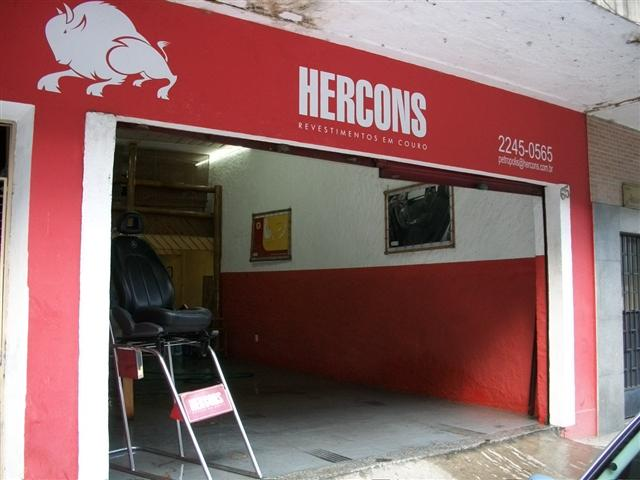 BANCOS DE COURO EM PETRÓPOLIS - HERCONS BANCOS DE COURO - RJ