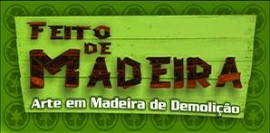 Feito de Madeira