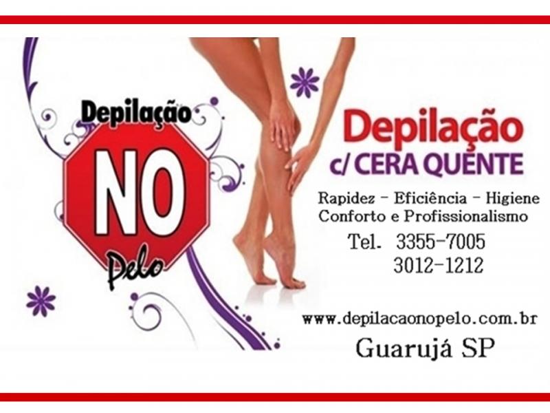 Depilacao em Guaruja - Depilação no Pelo