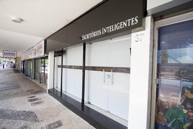 LOCACAO SALAS ESCRITORIOS VIRTUAL ENDERECO COMERCIALIS ASA SUL BRASILIA DF