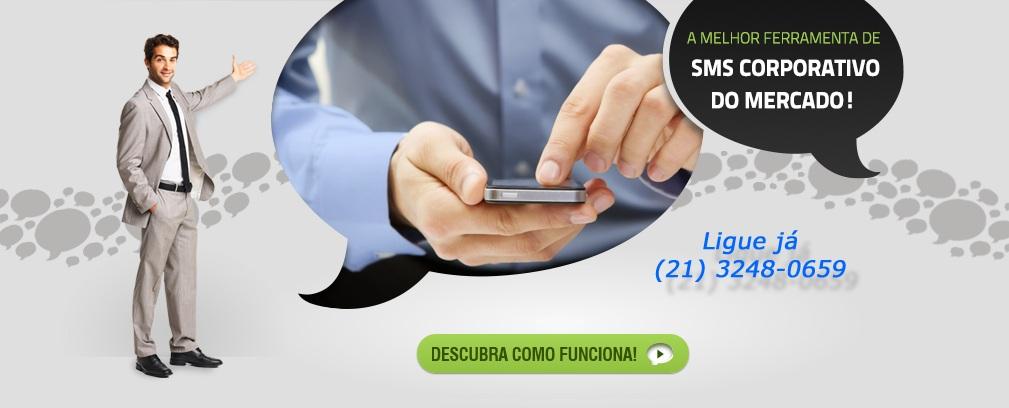 ENVIO DE SMS NO RIO DE JANEIRO - FLASH SMS - RJ