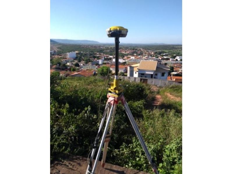 Locação de Equipamentos Topográficos em Ariquemes - RONDOMAP
