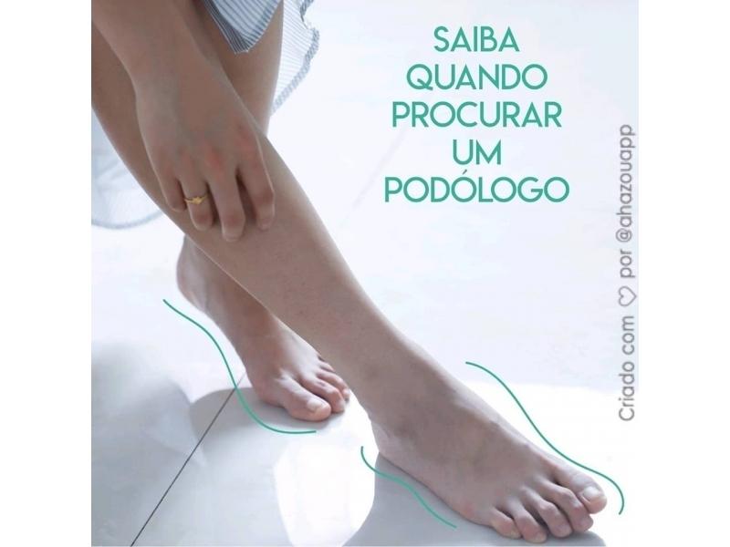 CLÍNICA DE PODOLOGIA EM RESENDE - PODOBEL - RJ