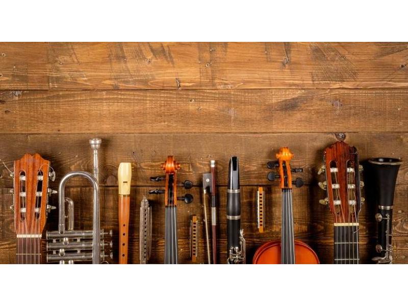 INSTRUMENTOS MUSICAIS EM SÃO PEDRO DA ALDEIA - RJ