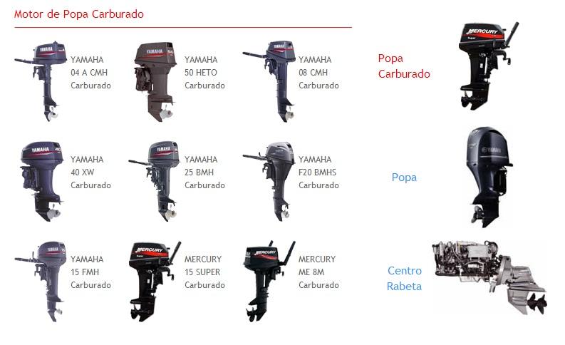 MOTOR DE POPA EM MANGARATIBA - RJ