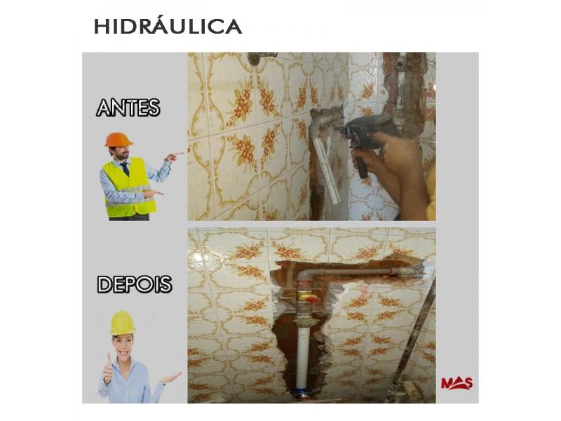 SERVIÇO DE BOMBEIRO HIDRÁULICO NA TIJUCA - RJ
