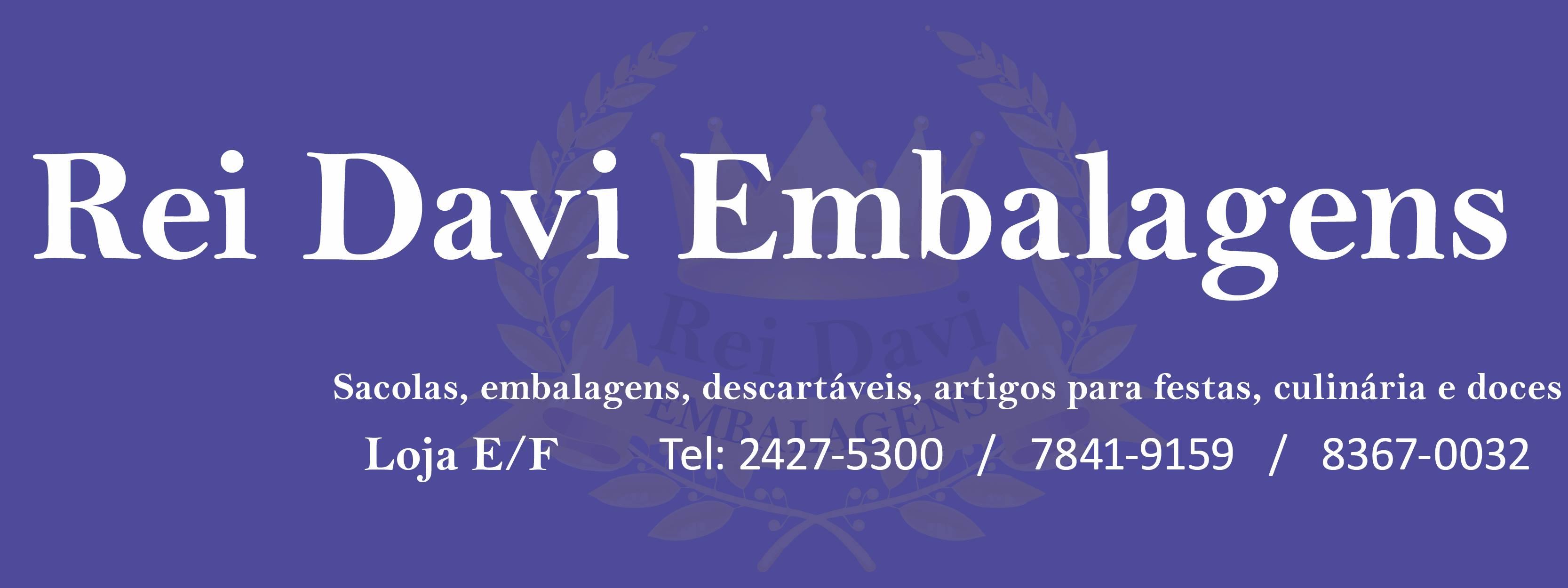 EMBALAGENS DESCARTAVEIS EM JACAREPAGUA RJ - REI DAVI EMBALAGENS - RJ