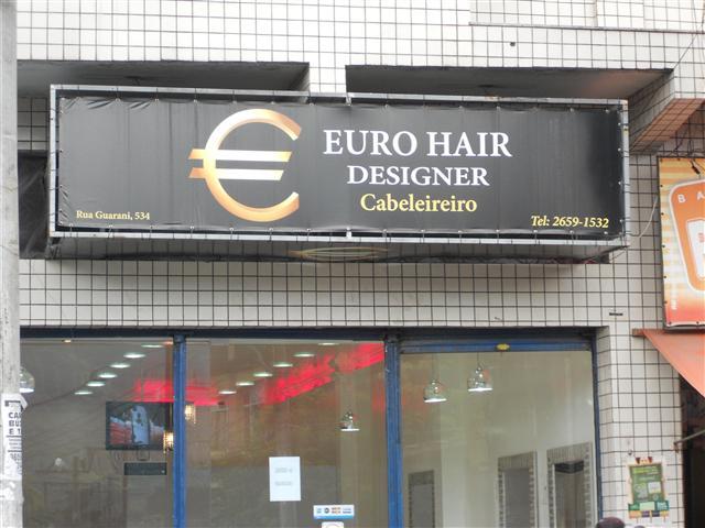 CABELEIREIRO EM PIABETA EURO HAIR DESIGNER