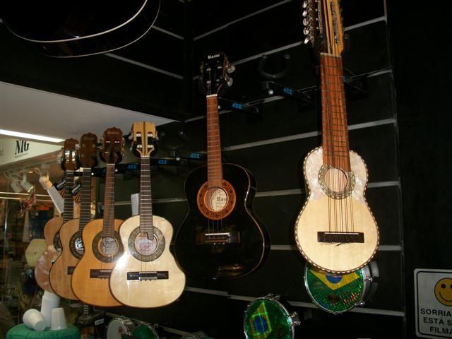 INSTRUMENTOS MUSICAIS NO CENTRO DO RIO DE JANEIRO - SONIC SOM - RJ