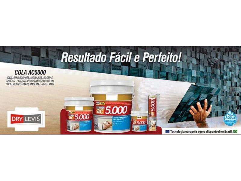 Cola para Rodapé em Caieiras - AC 5000 - SP