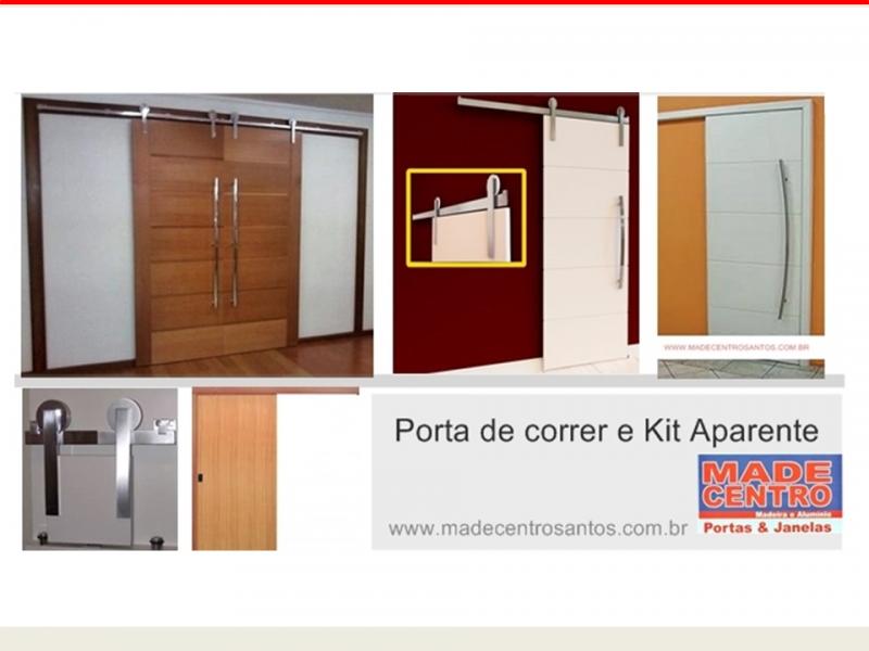 PORTAS E JANELAS em SANTOS MADE CENTRO em Santos/SP
