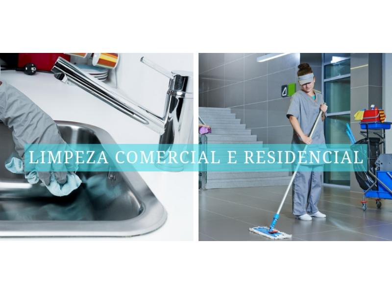 SERVIÇO DE LIMPEZA RESIDENCIAL E COMERCIAL EM PORTO ALEGRE - RS
